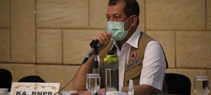 Ketua Satuan Tugas Penanganan COVID-19 Doni Monardo
