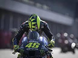 Rossi Resmi Absen di MotoGP Teruel