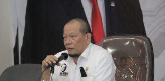Ketua DPD RI AA LaNyalla Mahmud Mattalitti menyebut kebijakan pemerintah itu sudah tepat sebagai upaya antisipasi lonjakan kasus virus Corona (Covid-19).