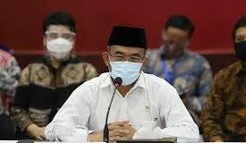 Menteri Koordinator Bidang PMK Muhadjir Effendi